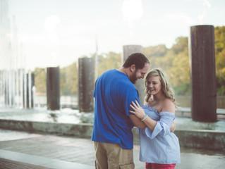 Chad + Becka   Engaged