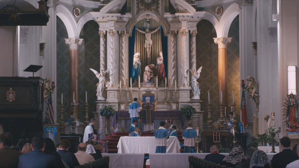 The Latin Mass - Immaculate Heart of Mary Oratory - San Jose, CA