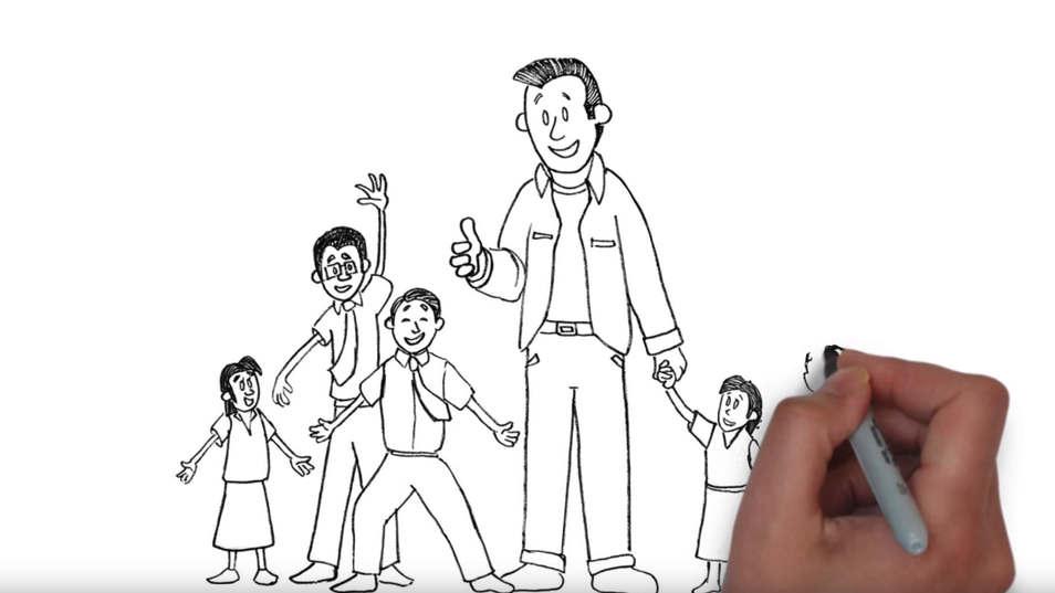 Draw My Life - Tom Nazario - The Forgotten International