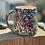 Thumbnail: Graffiti mug 18 ounce