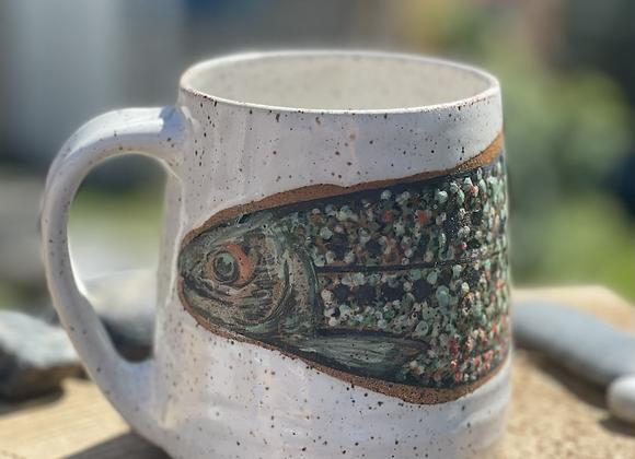 One fish mug II