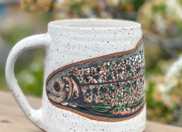 18 Ounce Fish mug