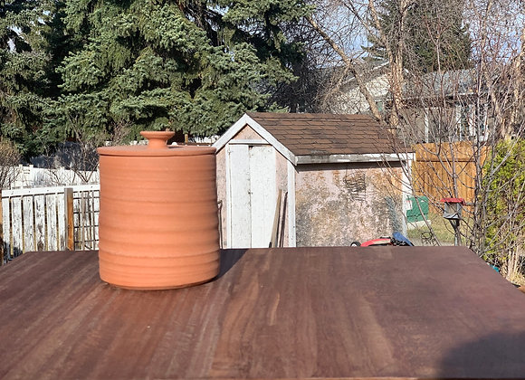 Compost canister