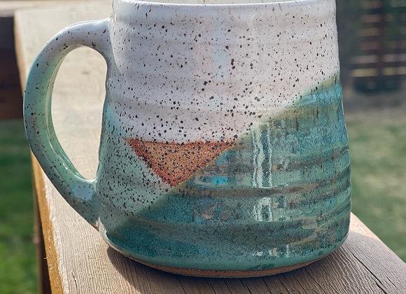 PRE- ORDER Tuff City 18oz mug