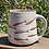 Thumbnail: Swimming fish 18 ounce mug