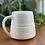 Thumbnail: Summer Pre-Order Cotton mug in Specked white stoneware