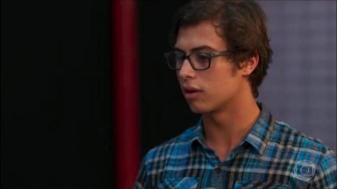Francisco Vitti - Malhação Pro Dia Nascer Feliz