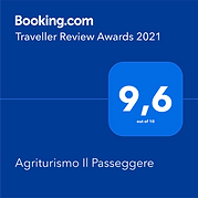 booking award 2021 9,6