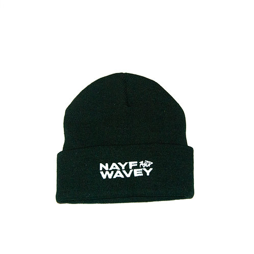 NAYF AND WAVEY BEANIE