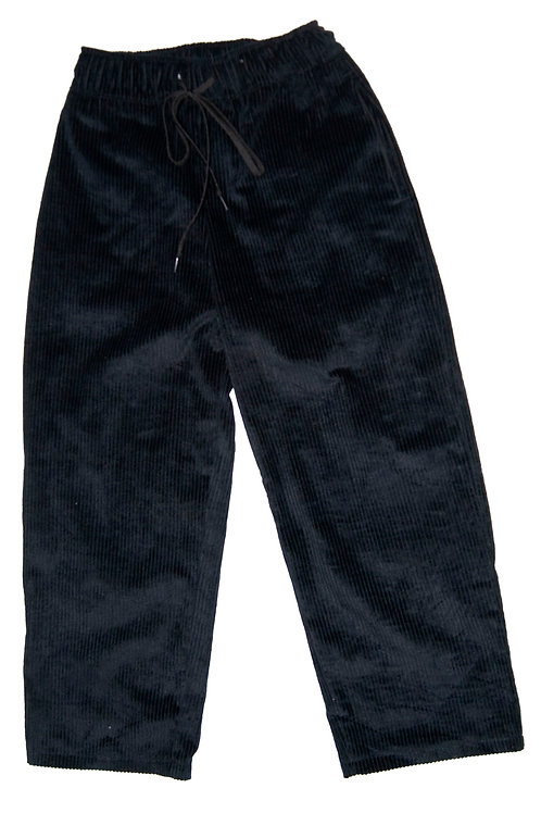 Summer Baggy Corduroy Pants