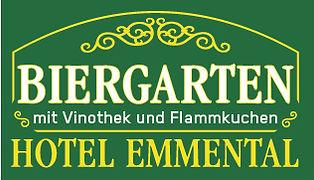 Sponsor Biergarten Hotel Emmental Langnau