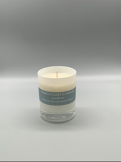 Seabreeze soya wax candle