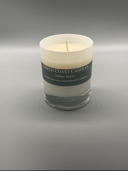 Yellow Gorse soya wax candle