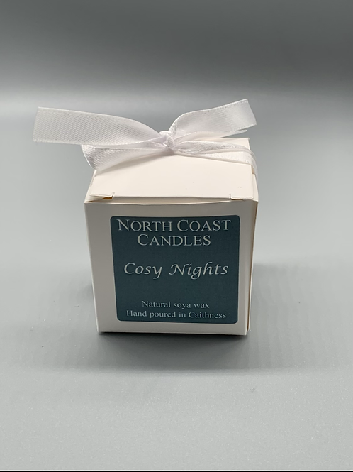 Cosy nights wax melts