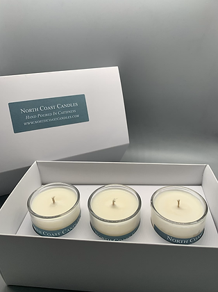 North Coast Candles - Trio Gift Set