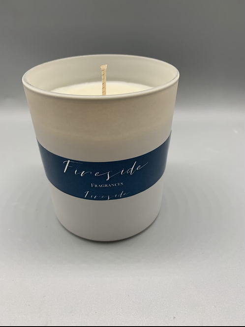 Fireside soya wax candle