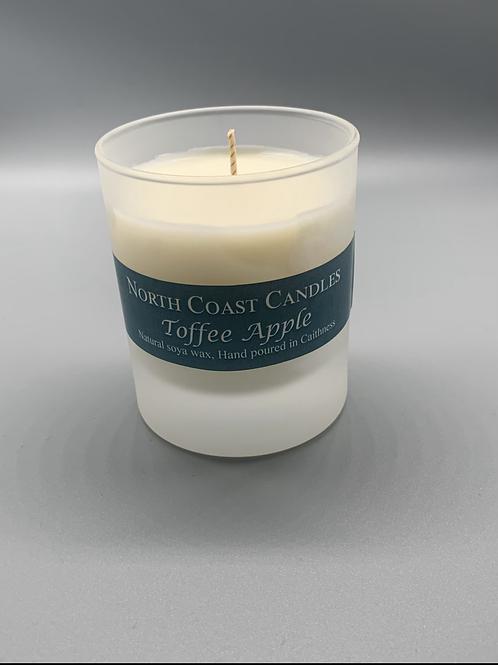 Toffee apple soya wax candle