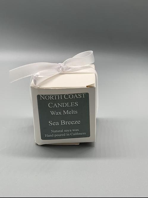 Seabreeze wax melts