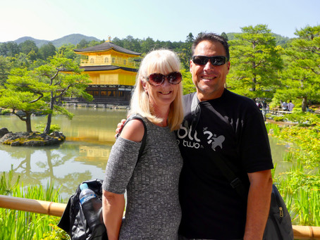 Kyoto - Nijo Castle, Golden Pavilion & more.....