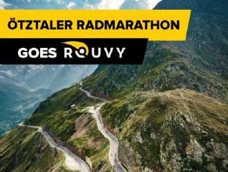 quattro media cooperates with Rouvy to develop remote live production for Ötztaler Radmarathon 2021