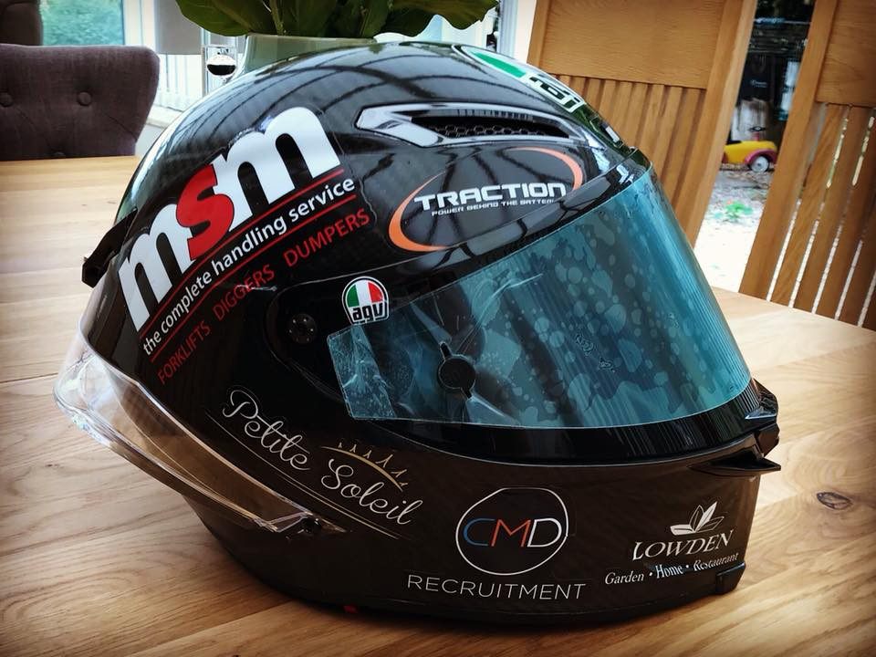 Tommy Bridewell Racing | British Superbike Racer #46 | Our Sponsors - AGR, CMD Recruitment, Lowden, MSM / DRH, Traction, Petite Soleil