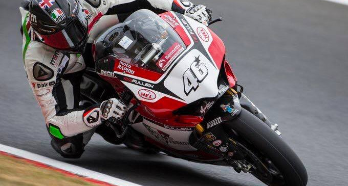 Tommy Bridewell Racing | British Superbike Racer #46