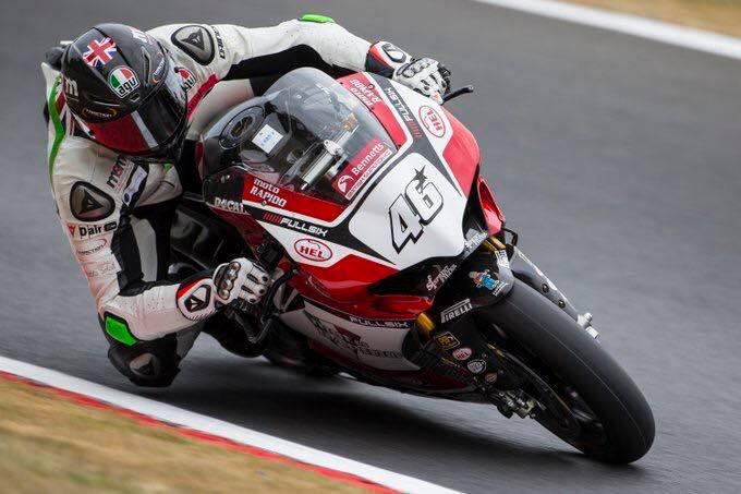 Tommy Bridewell Racing | British Superbike Racer #46