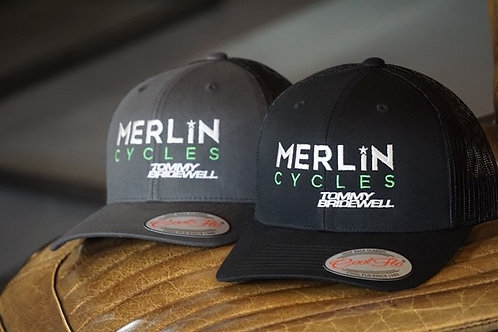 TB46 Merlin Sponsor Cap