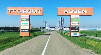 Tommy Bridewell Racing   British Superbike Racer #46   TT Circuit Assen