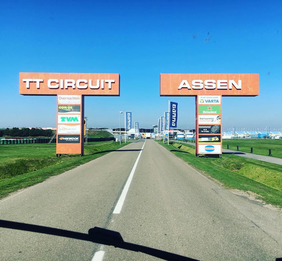 Tommy Bridewell Racing | British Superbike Racer #46 | TT Circuit Assen