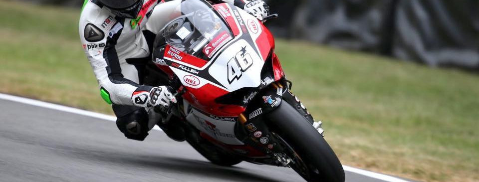 Tommy Bridewell Racing | British Superbike Racer Tommy Bridewell, #46