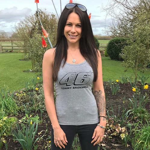 Tommy Bridewell TB46 Ladies Vest