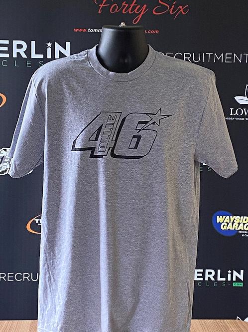 TB46 Plain Print T Shirts