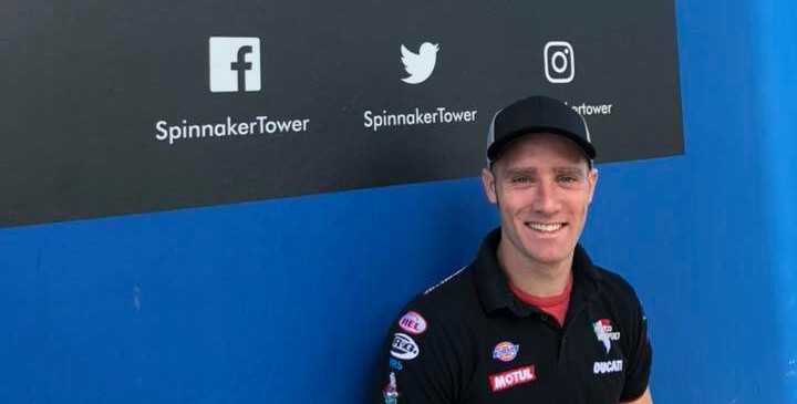 Tommy Bridewell Racing | British Superbike Racing | The Drop - #thedrop