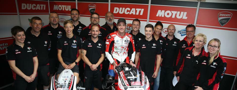 Tommy Bridewell Racing | British Superbike Racing | The Tommy Bridewell Racing Team