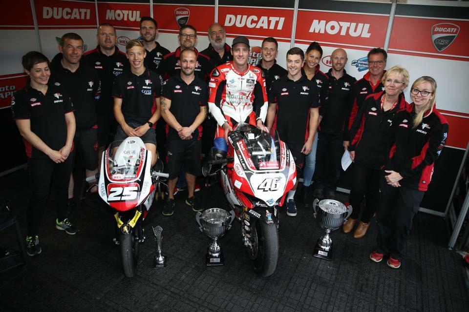 Tommy Bridewell Racing | British Superbike Racing | The Tommy Bridewell Racing Team