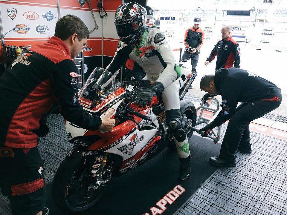 Tommy Bridewell Racing | British Superbike Racer #46 | Tommy Bridewell, Moto Rapido Racing
