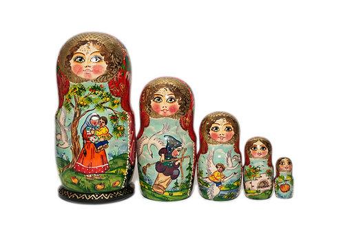 Storyteller Nesting doll