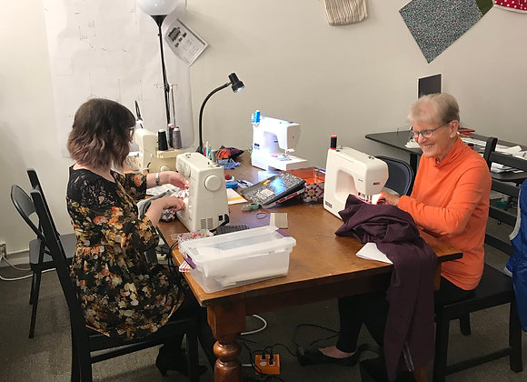 Introduction to Sewing with Knits: Leggings