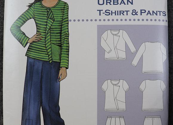 Urban T-Shirt and Pants