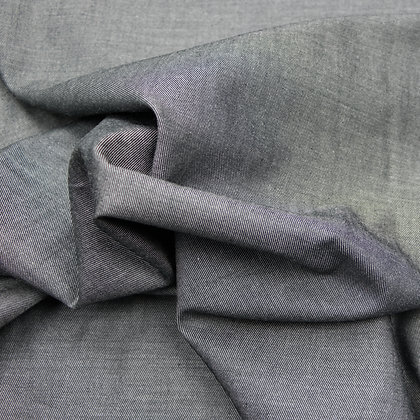 Grey Twill Shirting