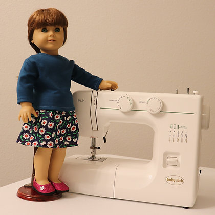 American Girl Clothes Sewing Camp
