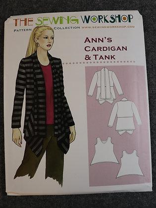Ann's Cardigan