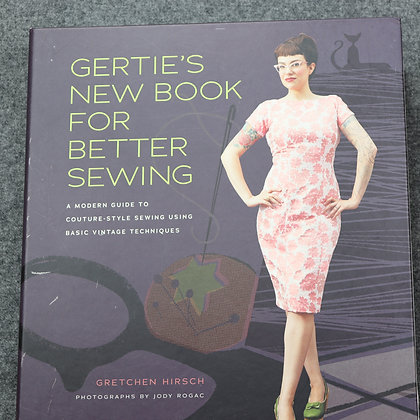 Gertie's Better Sewing