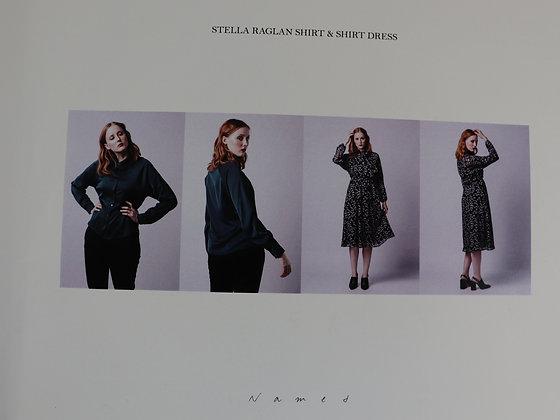 Stella Raglan Shirt and Shirtdress
