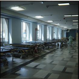 Ospedale maggiore di Crema, aprile 2020