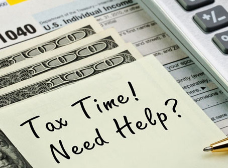 Tax Tips for the upcoming season!