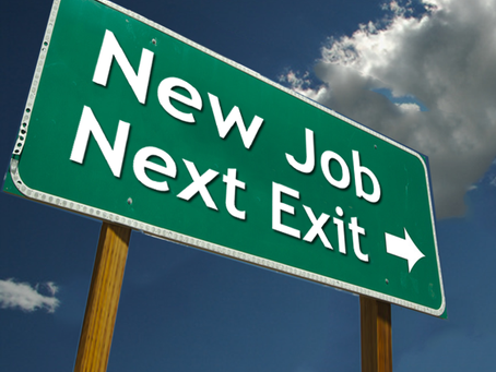Tax Tip #2: Are you looking for a new Job?