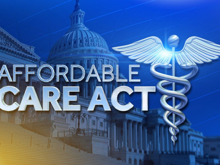 """Things to know about the new Health Care Law – """"The Affordable Care Act"""""""