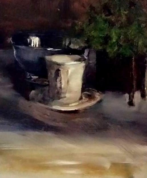 Rainy Day Tea